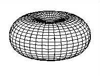 Vertical omnidirectional antenna radiation pattern.  Image from wikipedia, courtesy of user LP.